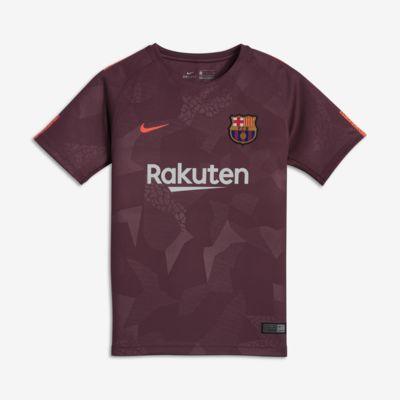 Купить Детское футбольное джерси 2017/18 FC Barcelona Stadium Third