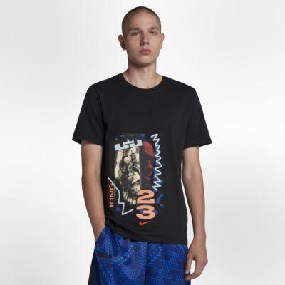 LeBron Nike Dri-FIT Basketball-T-Shirt für Herren