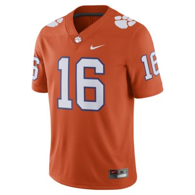 Nike College Dri-FIT Game (Clemson) Men's Football Jersey