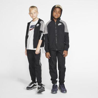 Vävd tracksuit Nike Sportswear för ungdom