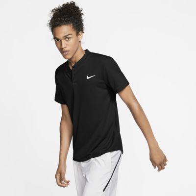 NikeCourt Dri-FIT Tennispolo voor heren