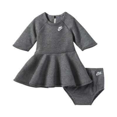 Nike Tech Fleece klänning för baby (12-24 mån)
