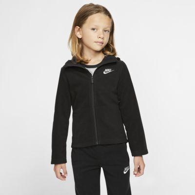 Nike幼童全长拉链开襟连帽衫