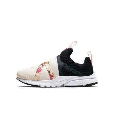 Nike Presto Extreme Vintage Floral Big Kids' Shoe