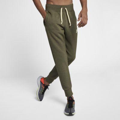 กางเกงวอร์มผู้ชาย Nike Sportswear Heritage