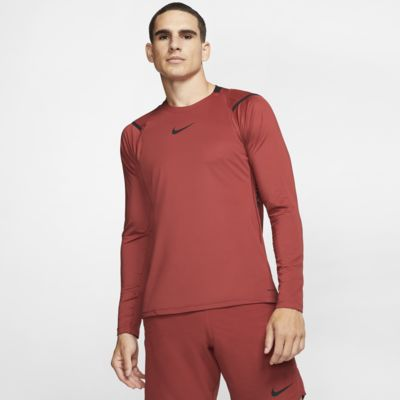 Męska koszulka z długim rękawem Nike Pro AeroAdapt