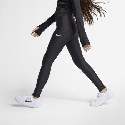 Nike-træningstights til store børn (piger)