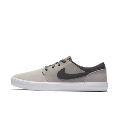 quality design d835b bc7fb Chaussure de skateboard Nike SB Solarsoft Portmore II pour Homme. Nike SB  Solarsoft Portmore II