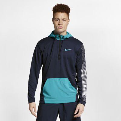 Męska bluza treningowa z kapturem z dzianiny Nike Dri-FIT