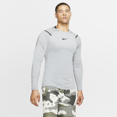 Nike Pro AeroAdapt Men's Long-Sleeve Top