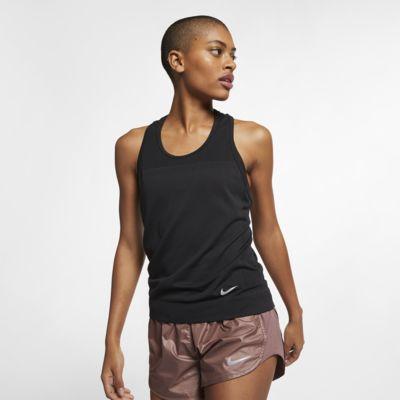 Damska koszulka bez rękawów do biegania Nike Infinite