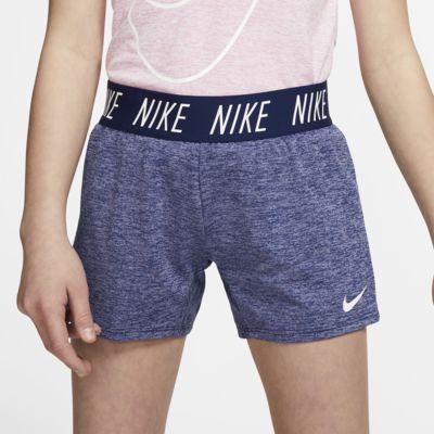 Nike Dri-FIT Trophy Older Kids' (Girls') Training Shorts