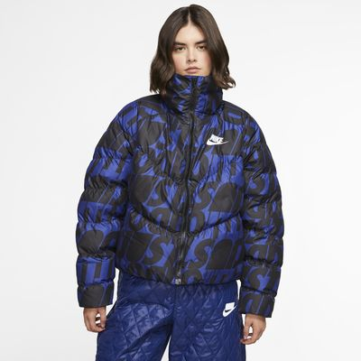 Nike Sportswear Synthetic-Fill JDI Women's Printed JDI Jacket