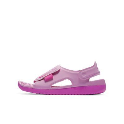 Nike Sunray Adjust 5 Küçük/Genç Çocuk Sandaleti