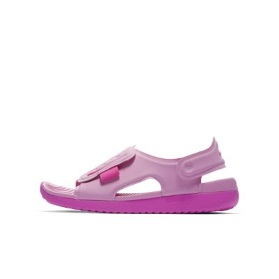 Nike Sunray Adjust 5 Little/Big Kids' Sandal