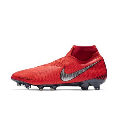 รองเท้าสตั๊ดฟุตบอลสำหรับพื้นสนามทั่วไป Nike PhantomVSN Elite Dynamic Fit Game Over FG