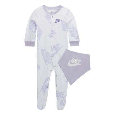 Nike Sportswear Baby Overalls and Bib 2-Piece Set
