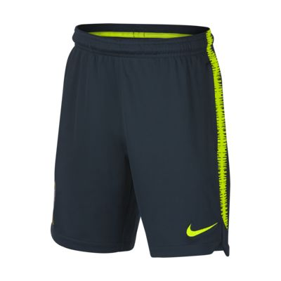 Футбольные шорты для школьников Brasil CBF Dri-FIT Squad