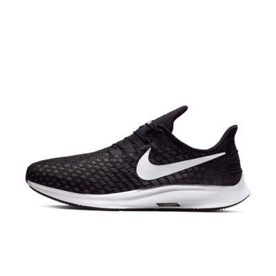 Nike Air Zoom Pegasus 35 FlyEase 4E Men's Running Shoe