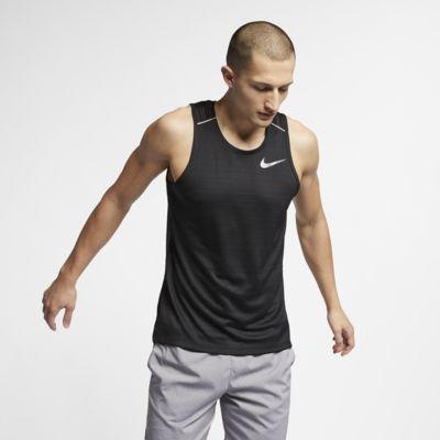 Nike Dri-FIT Miler Hardlooptanktop voor heren