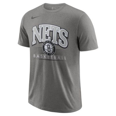 Tee-shirt NBA Brooklyn Nets Nike Dri-FIT pour Homme