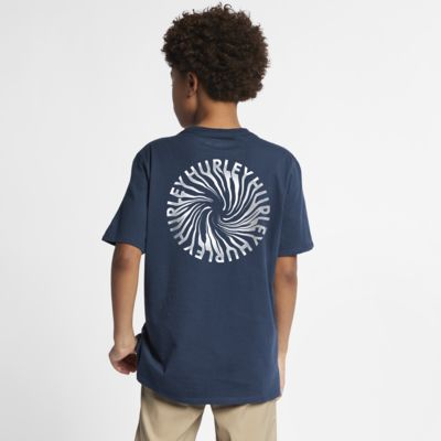 Hurley Premium Wormhole Boys' T-Shirt