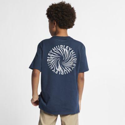 Hurley Premium Wormhole-T-Shirt til drenge
