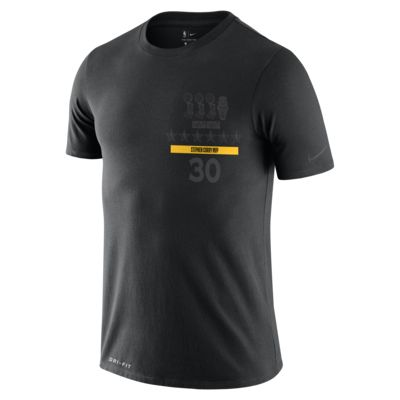 "(Stephen Curry) Nike Dri-FIT ""MVP"" 男子 NBA T恤"