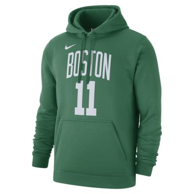 Sweat à capuche NBA Kyrie Irving Boston Celtics Nike pour Homme
