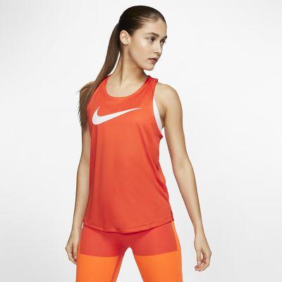 Débardeur de running Nike Swoosh pour Femme