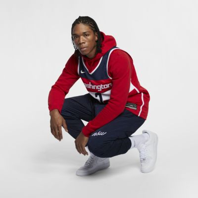 John Wall Icon Edition Swingman (Washington Wizards) Nike NBA Connected Trikot für Herren