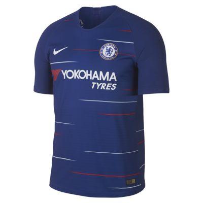 Camiseta de fútbol para hombre de local Vapor Match del Chelsea FC 2018/19