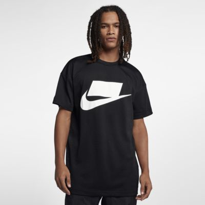 Top de manga corta para hombre Nike Sportswear