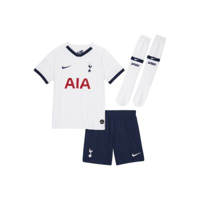 Футбольный комплект для дошкольников Tottenham Hotspur 2019/20 Home