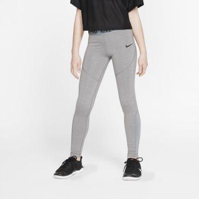 Mallas para niñas talla grande Nike Pro