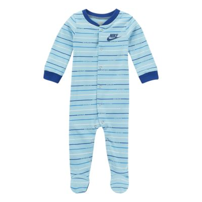 Nike Sportswear Baby (0-9M) Footed Coverall