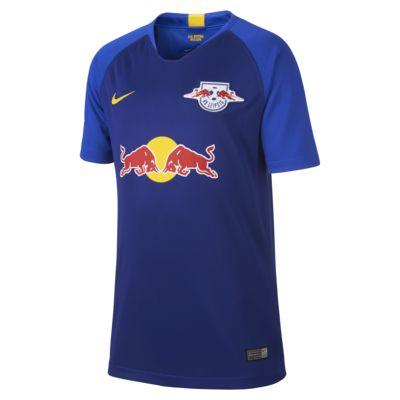 2018/19 RB Leipzig Stadium Away Older Kids' Football Shirt