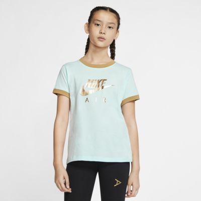 Tričko Nike Air pro větší děti