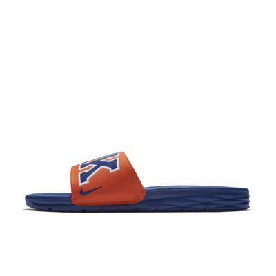 Claquette Nike Benassi NBA pour Homme