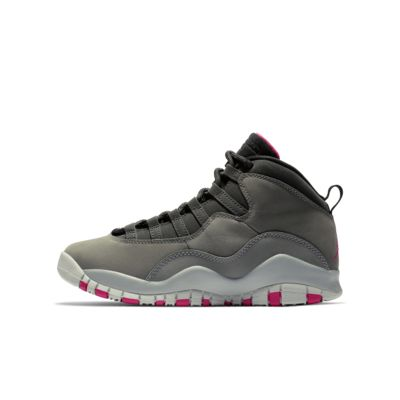 9e761ef4057e Air Jordan 10 Retro Big Kids  Basketball Shoe . Nike.com
