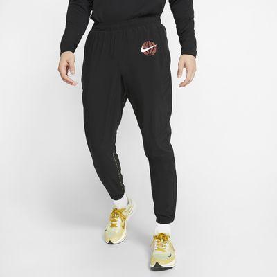 Nike NYC Pantalons de teixit Woven de running- Home