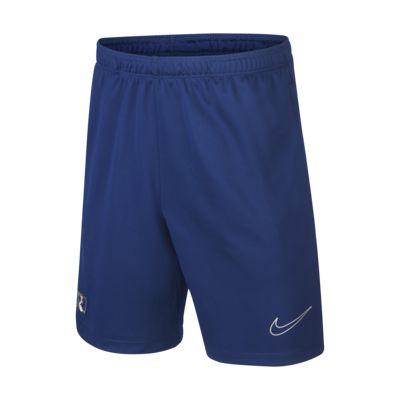 Nike Dri-FIT CR7 大童英式足球短褲