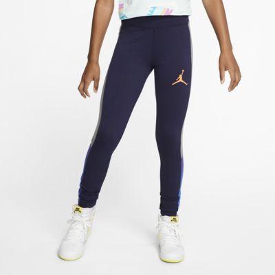 Κολάν με χρωματικές αντιθέσεις Air Jordan για μεγάλα κορίτσια