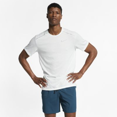 Nike Rise 365 Hardlooptop met korte mouwen voor heren