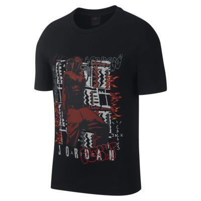 Jordan x Travis Scott 男子T恤
