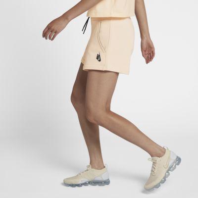 กางเกงขาสั้นผ้าฟลีซผู้หญิง NikeLab Collection