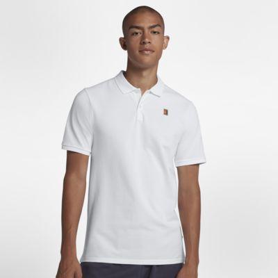 Polo de tennis NikeCourt pour Homme