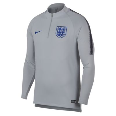 England Dri-FIT Squad Drill Men's Long-Sleeve Football Top
