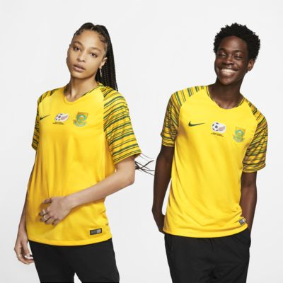 Maillot de football South Africa 2019 Stadium Home pour Homme