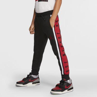 Air Jordan Younger Kids' Colour-Blocked Taped Joggers